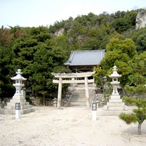 ■入鹿明神社■