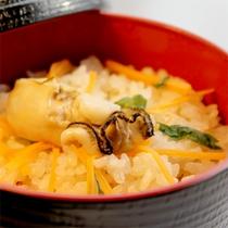■牡蠣ご飯(一例)■