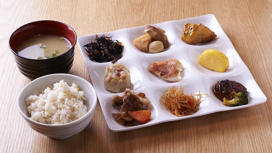 朝食(ビュッフェスタイル)