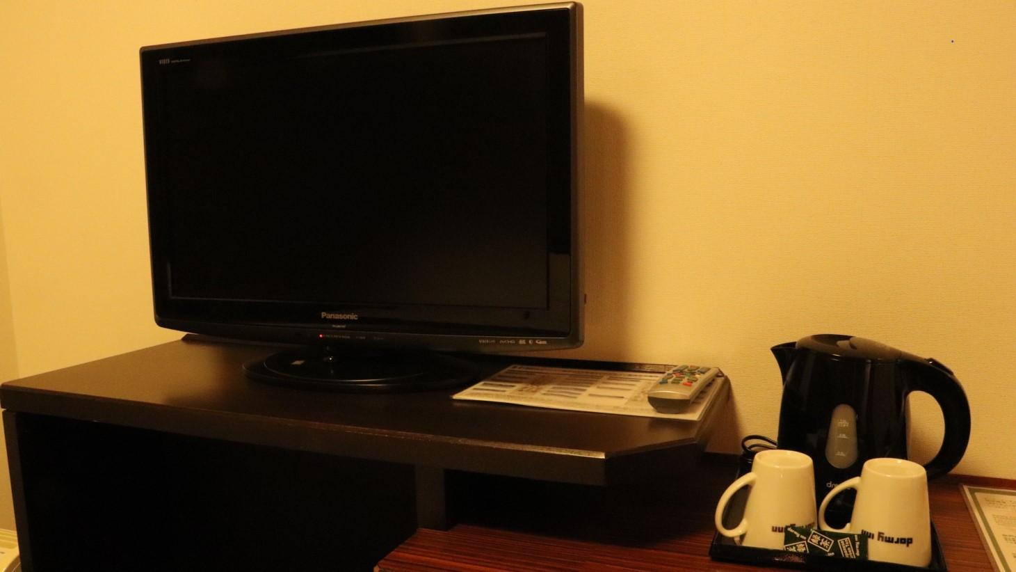 ◆客室TV