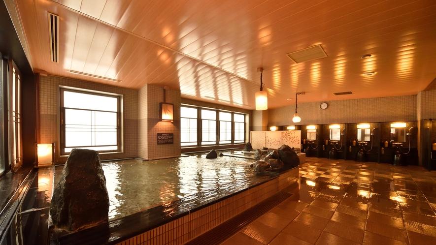 【男性】内風呂(41℃~42℃)