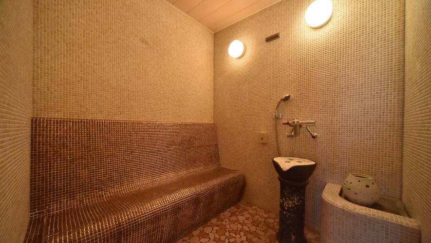 ◆ミストサウナ(女性大浴場のみ/45℃)