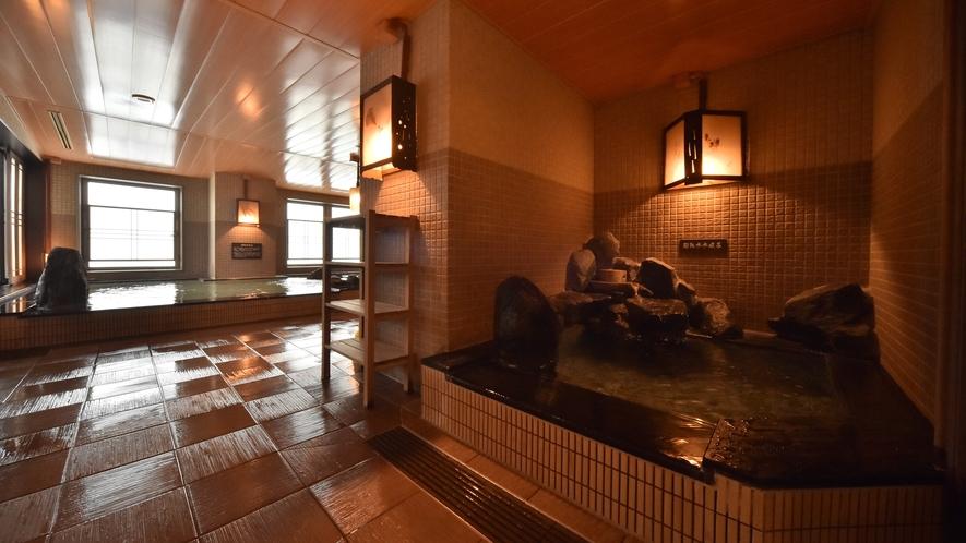 【男性】水風呂(15℃)