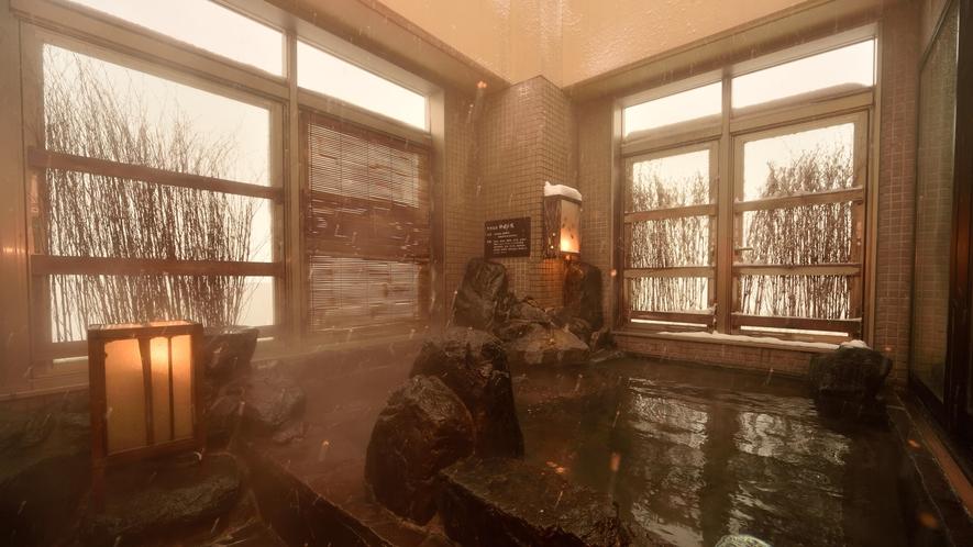 【男性】露天風呂(41℃~43℃)