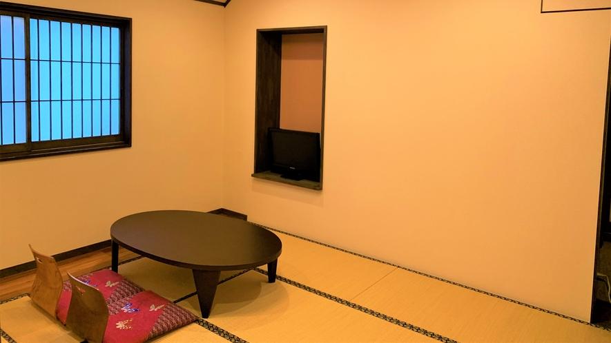 リーズナブルに和室8畳ルームもおすすめ