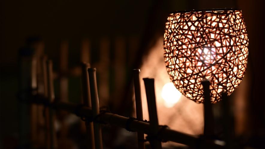 館内照明のイメージ