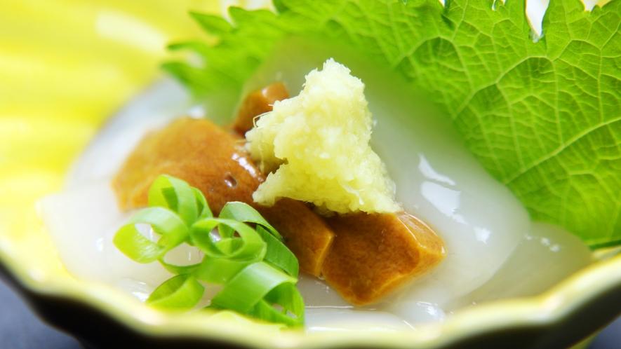 ◆その時々の旬な食材をご堪能頂けます。