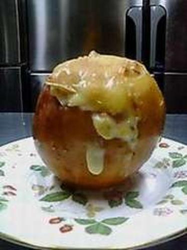 少し酸味を利かした林檎グラタンです。びっくりオードブル!!