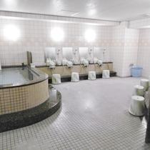 リニューアルした浴場です(*^_^*)