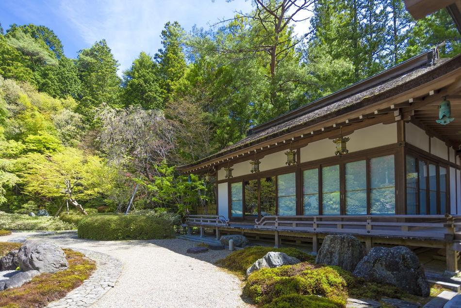 離れ桜の間 贅を尽くした日本家屋