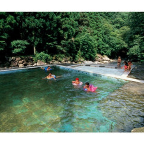 小野川自然プール(小野民芸村 ことといの里)