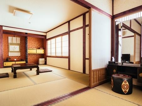 禁煙 特別室 松(14.5畳+洗面室1.5畳バス・トイレ付)