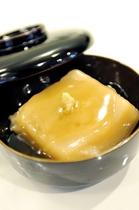 くるみ豆腐