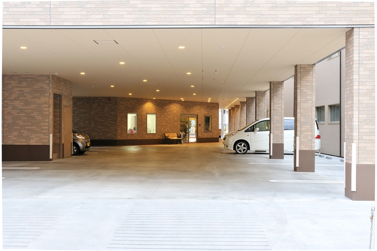 駐車場一例