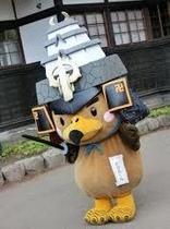 ◆弘前のゆるキャラ♪たかまる君◆