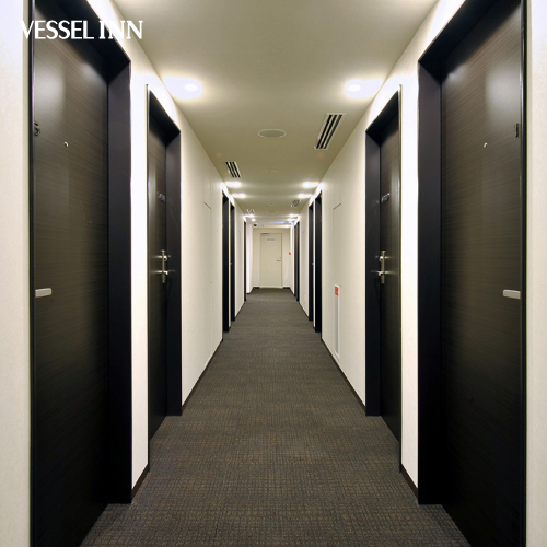 閑静な廊下