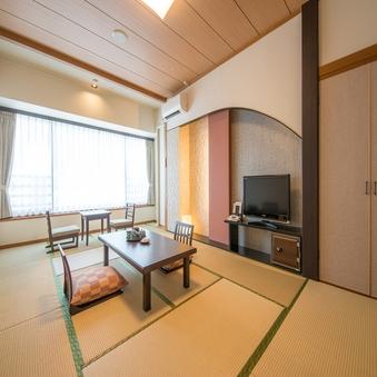 おまかせ客室(和室8畳〜10畳)