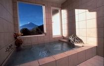 富士眺望風呂