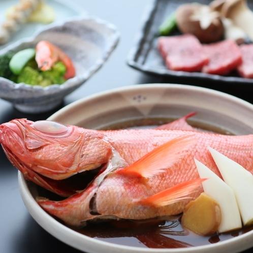 絶品☆金目鯛の煮付け