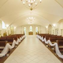 【結婚式場】お式から披露宴まで、フル完備でサポートいたします。