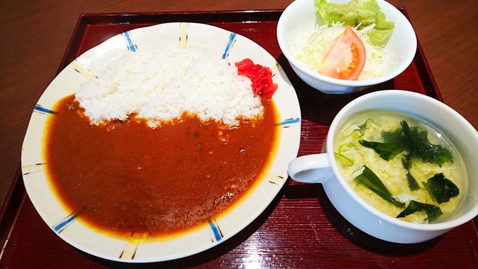 選べる3種の【朝食付き】スタンダードカプセルプラン♪〜和・パン・カレー〜