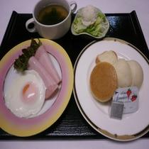朝食パンセット