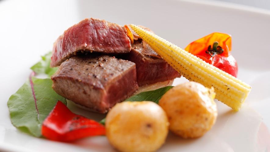 【和牛】和牛のステーキ