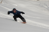 雪板ライド