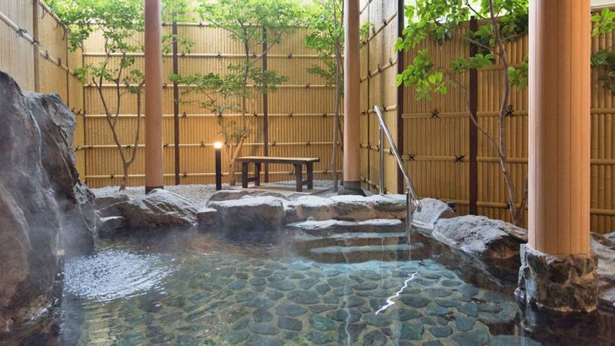 磐梯熱海温泉!開湯800年 良質でなめらかな癒しの湯