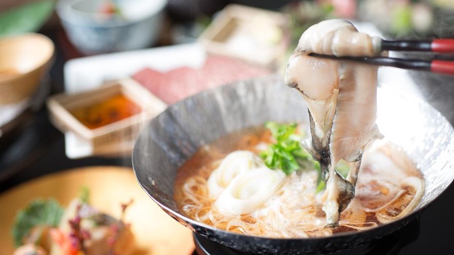 牡蠣のみぞれ鍋