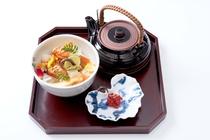 阿武隈メープルサーモンの炊き込みご飯