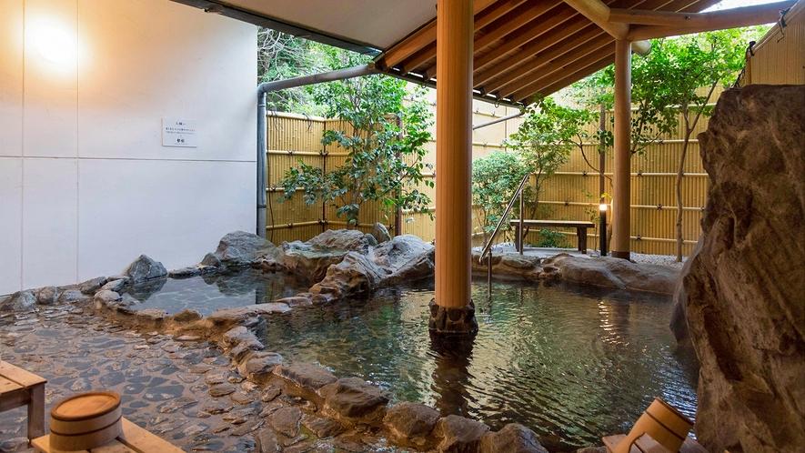 開湯800年の歴史をもつ磐梯熱海温泉