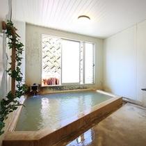 開放的な大浴場