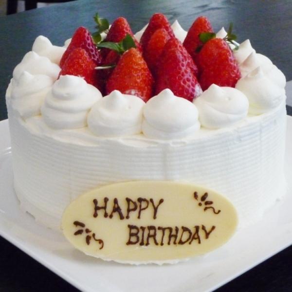 【600×600】誕生日・記念日にケーキをルームサービス