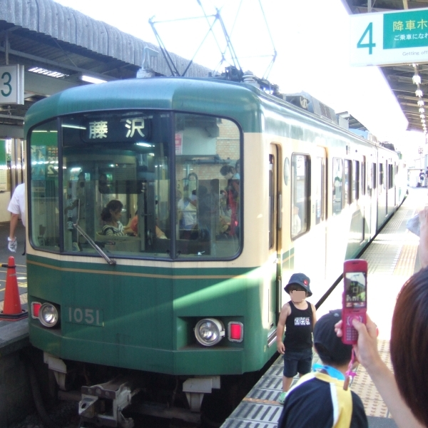 【600×600】江ノ電