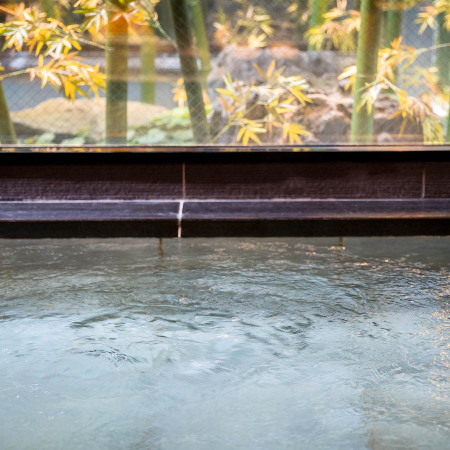 天然温泉【大山の湯】