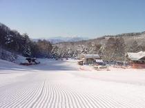 蓼科東急スキー場(当ホテルより徒歩10分)
