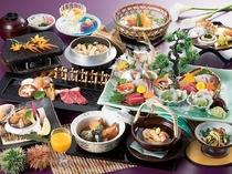 2018秋《巧》秋の味覚「松茸」や盛込みのお造りなどをご堪能いただける料理長自慢の至福の会席