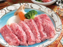 《ステーキ膳》約140g