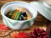 2018秋《華》海老芋の揚げ煮
