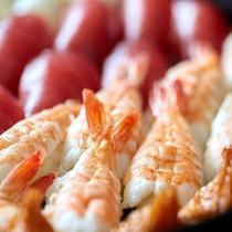 握り寿司(夕食バイキング)