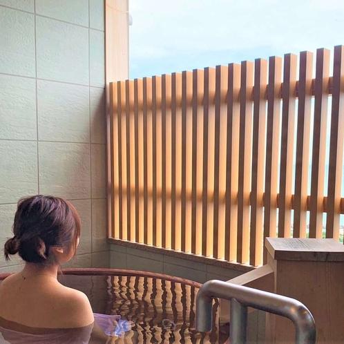 【露天風呂付特別和洋室】