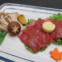 牛肉石焼1,800円