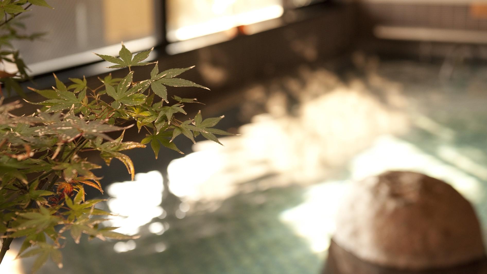 ◆9階 天然温泉 花蛍の湯(営業時間)15:00〜翌10:00◆