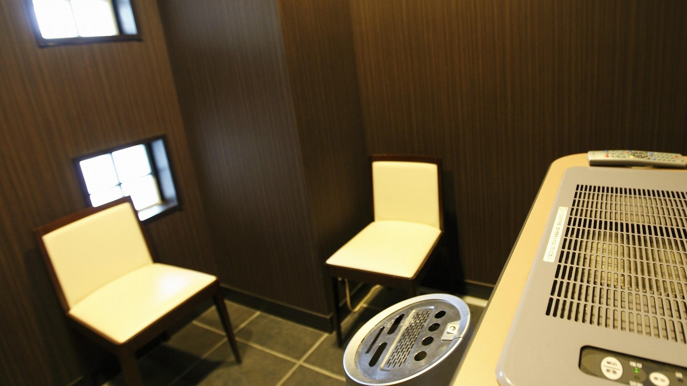 ◆1階喫煙ブース◆