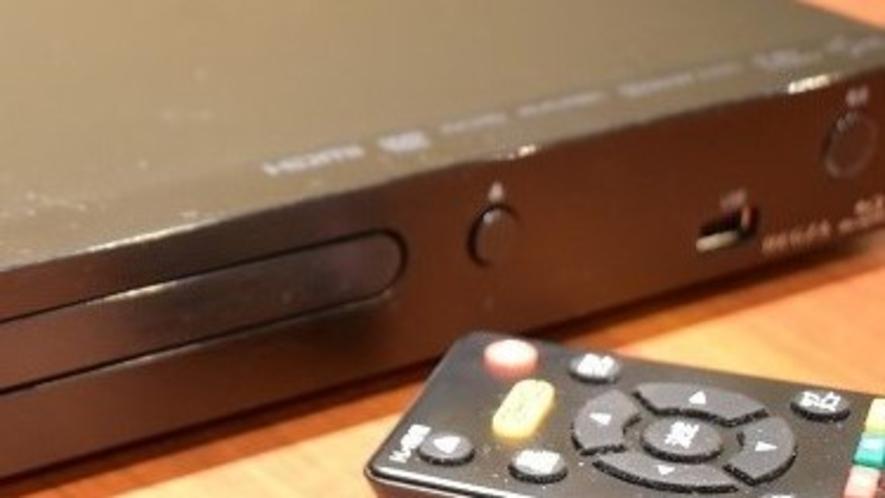 ◆貸出用DVDプレイヤー◆