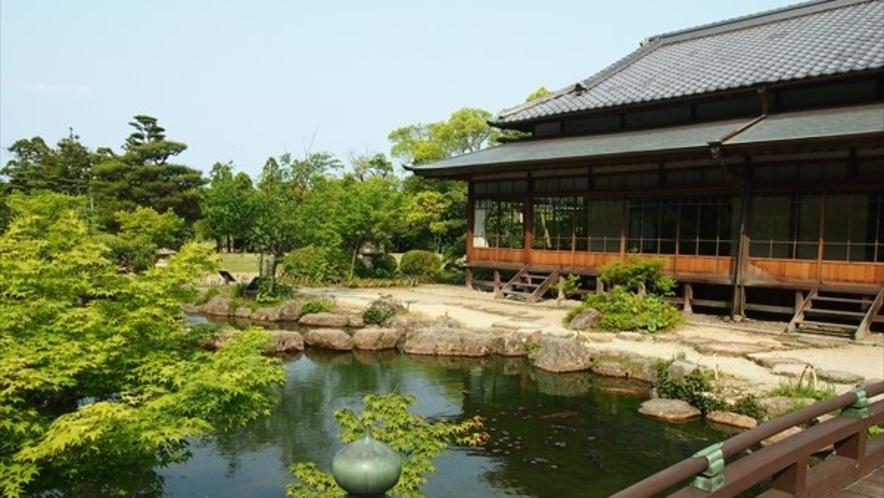 ◆長府庭園