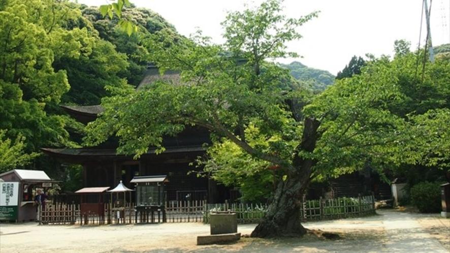 ◆功山寺仏殿(国宝)