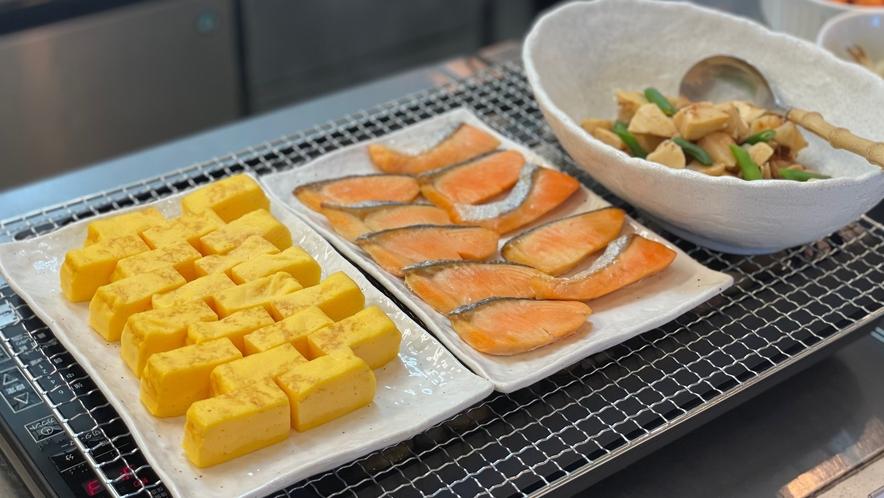 ◆焼き魚/煮物(※季節によって内容は変わります)