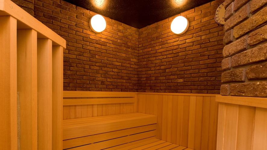 ◆《女性》大浴場サウナ(室温95度/定員3名)